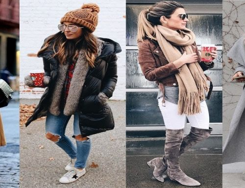 7 Must have/Trending Items in Creating the Perfect Autumn/Winter Wardrobe, 2018!