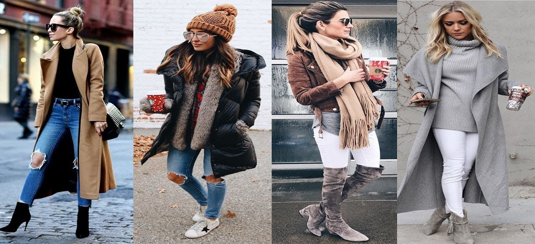 Trending Items in Creating the Perfect Autumn/Winter