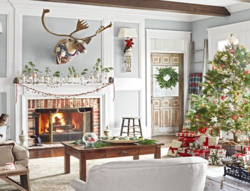 Great Christmas DIY Room Décor You Can Do Yourself!