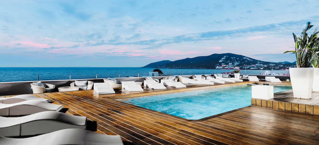 luxurious Ibiza